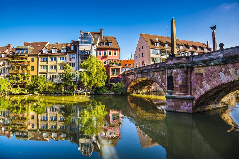 Wohnen mitten in Nürnberg